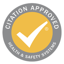 Citation Approved - Health and Safety Systems